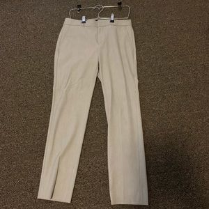 Banana Republic Gray Suit Pants, size 4